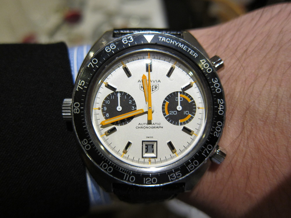 Autavia White Orange Boy Heuer Summit.JPG