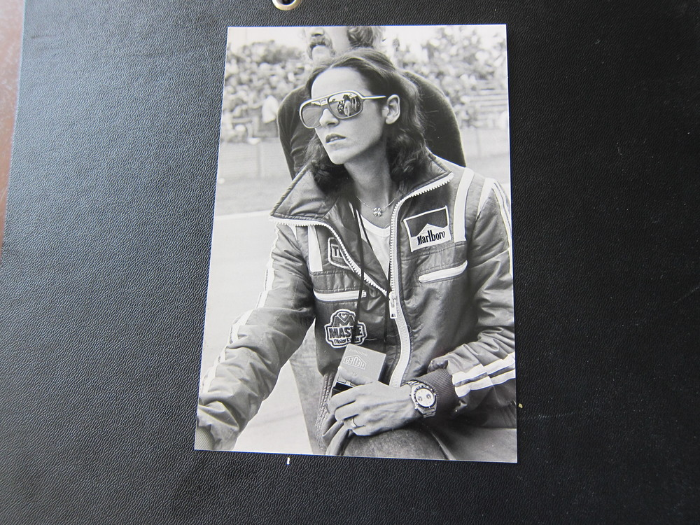 Woman Unknown Heuer Summit.JPG