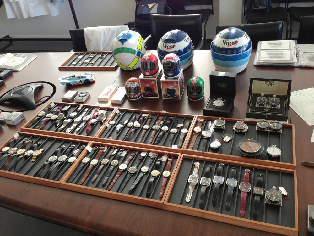 Table of Watches Heuer Summit.JPG