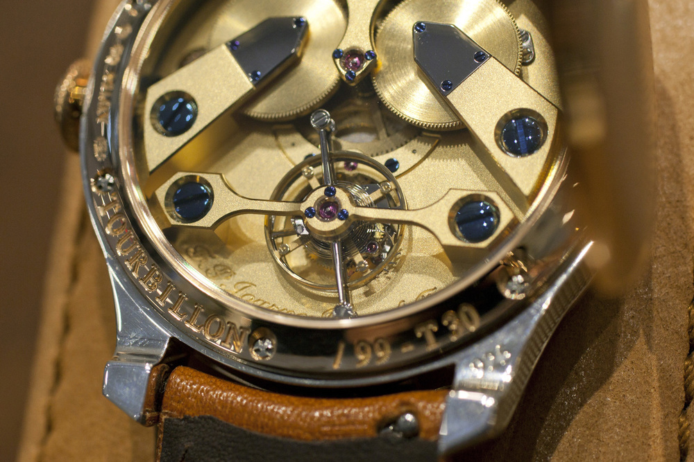 One-Minute Tourbillon