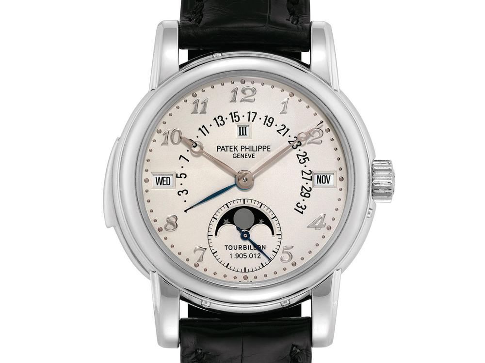 Patek Philippe ref. 5016 Perpetual Calendar Minute Repeater