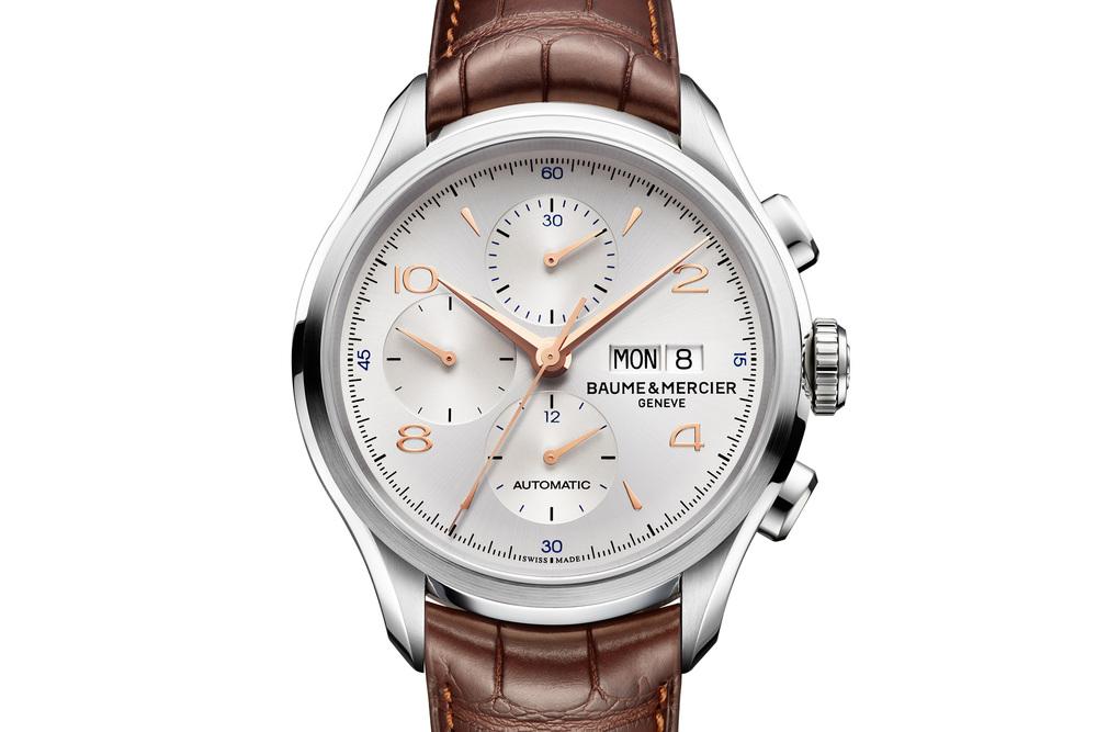 Baume & Mercier Clifton Chronograph