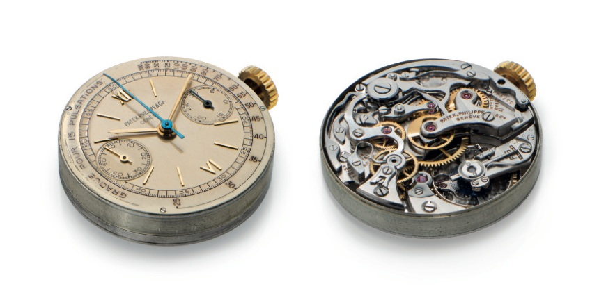 The Dial And Movement From This Ref. 1463