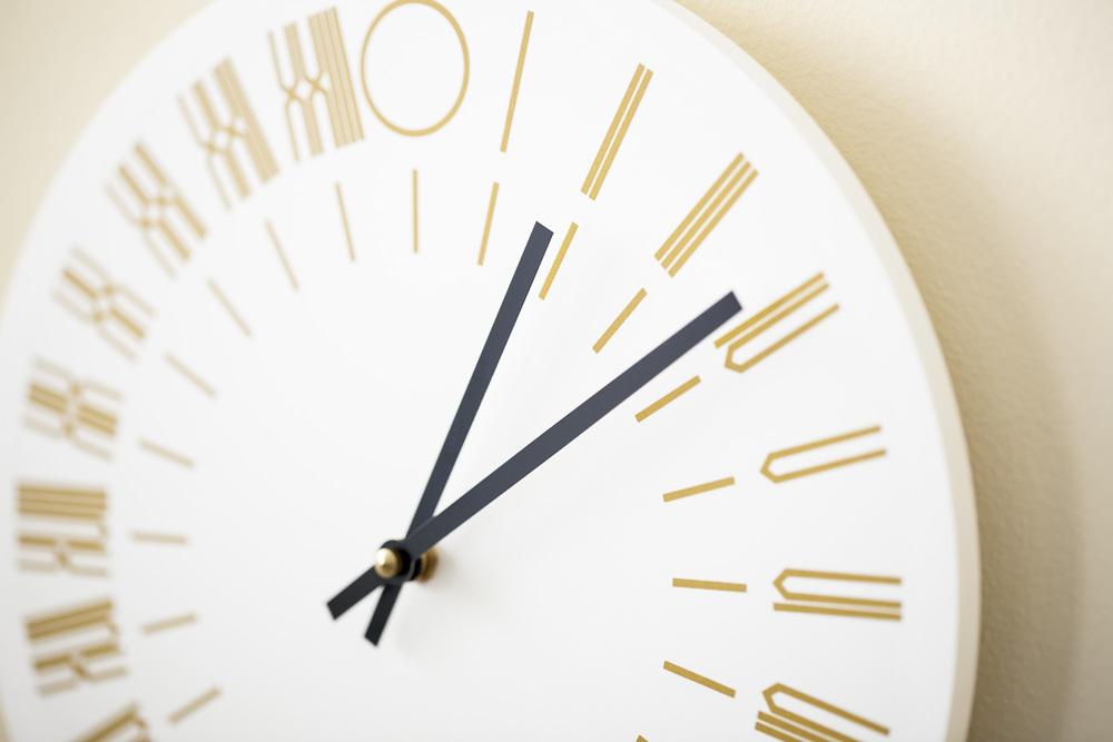 A Closer Look At Tauba Auerbach's Issue XX Clock