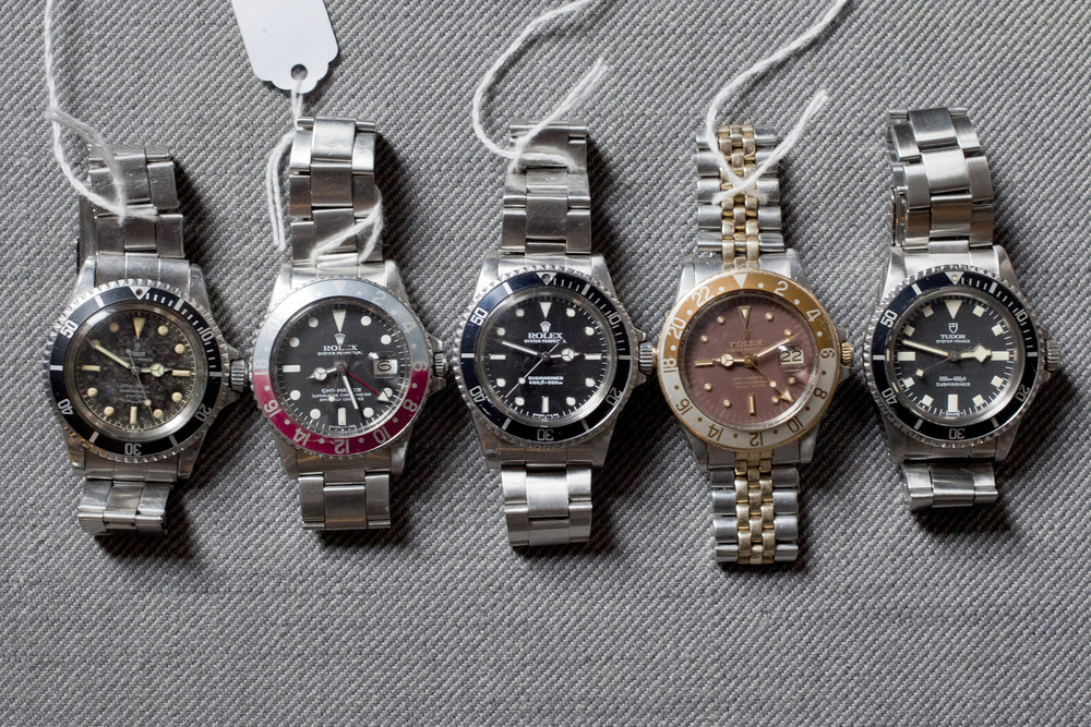 Classic Rolex Sport Watches