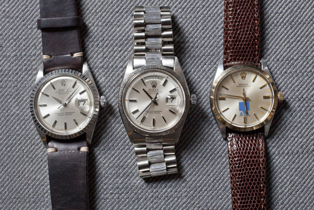 Rolex Dress Watches