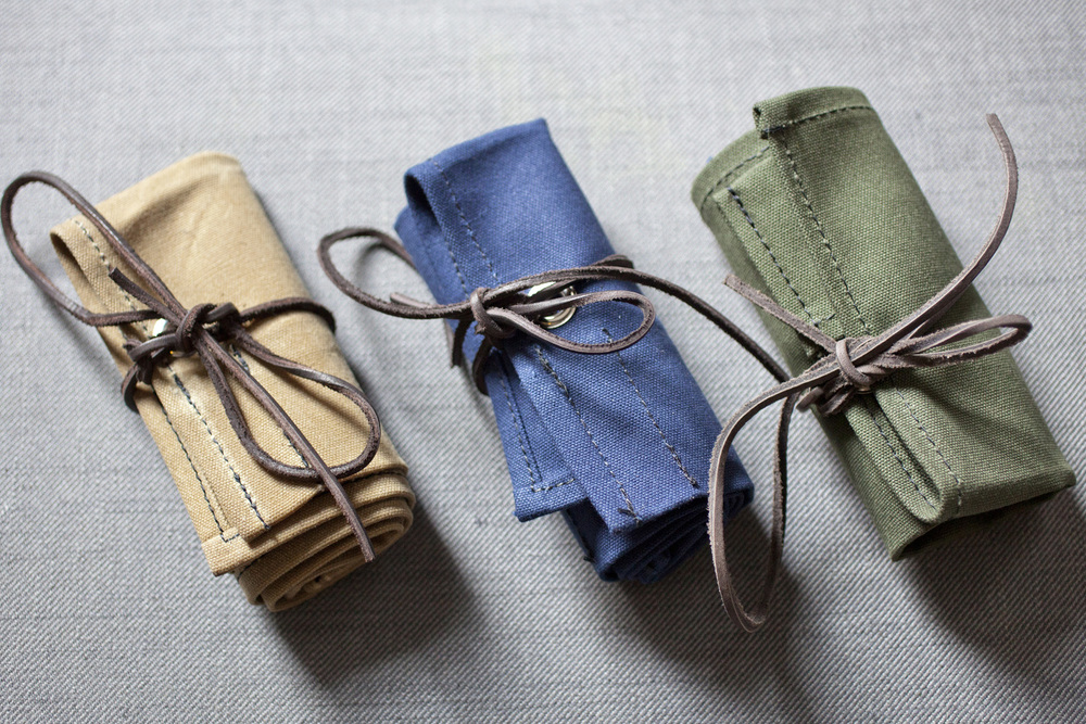 Canvas Watch Rolls