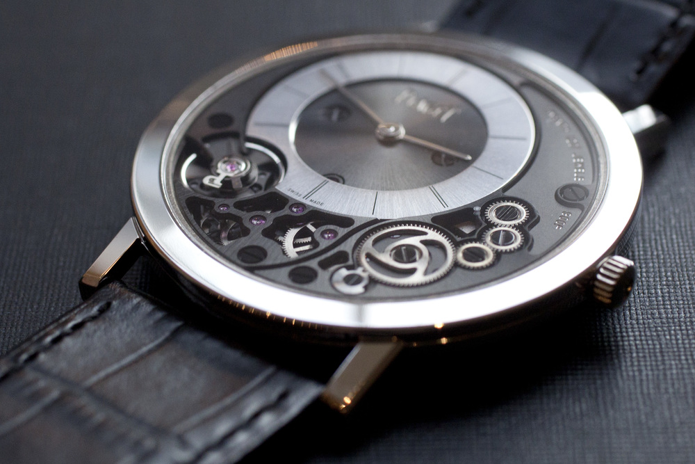 The 3.65mm Thin Piaget Altiplano 900P