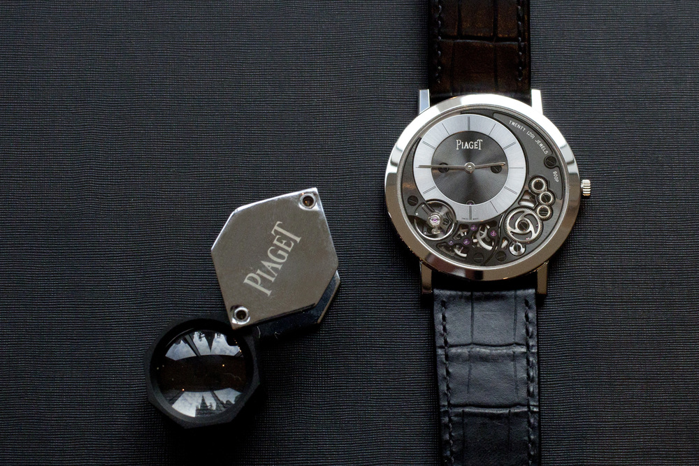 Piaget Altiplano 900P, The Thinnest Mechanical Watch In The World