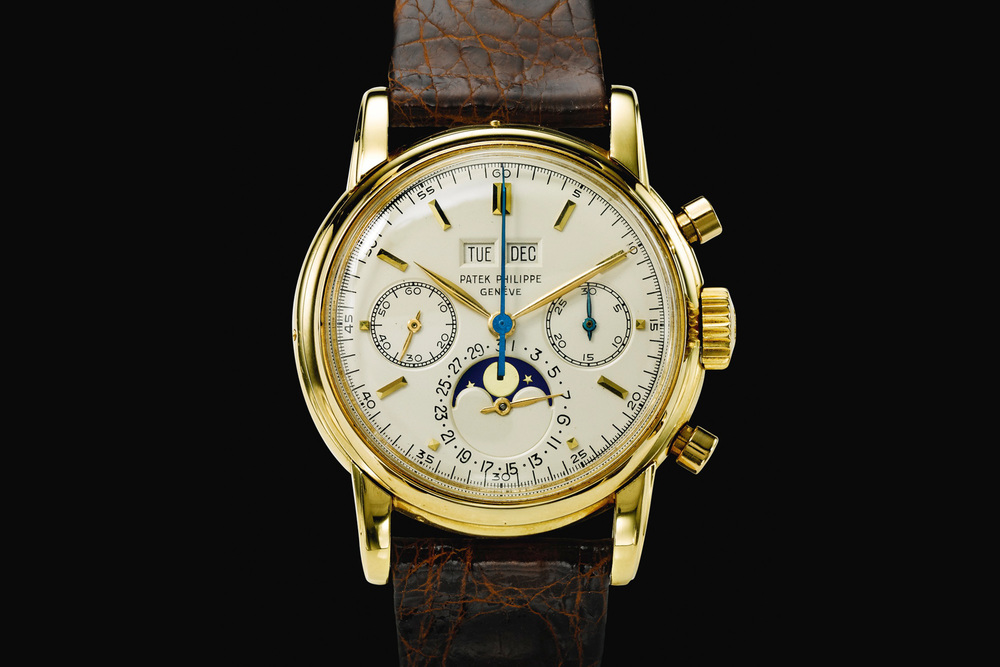 Patek Philippe 2499 In Yellow Gold