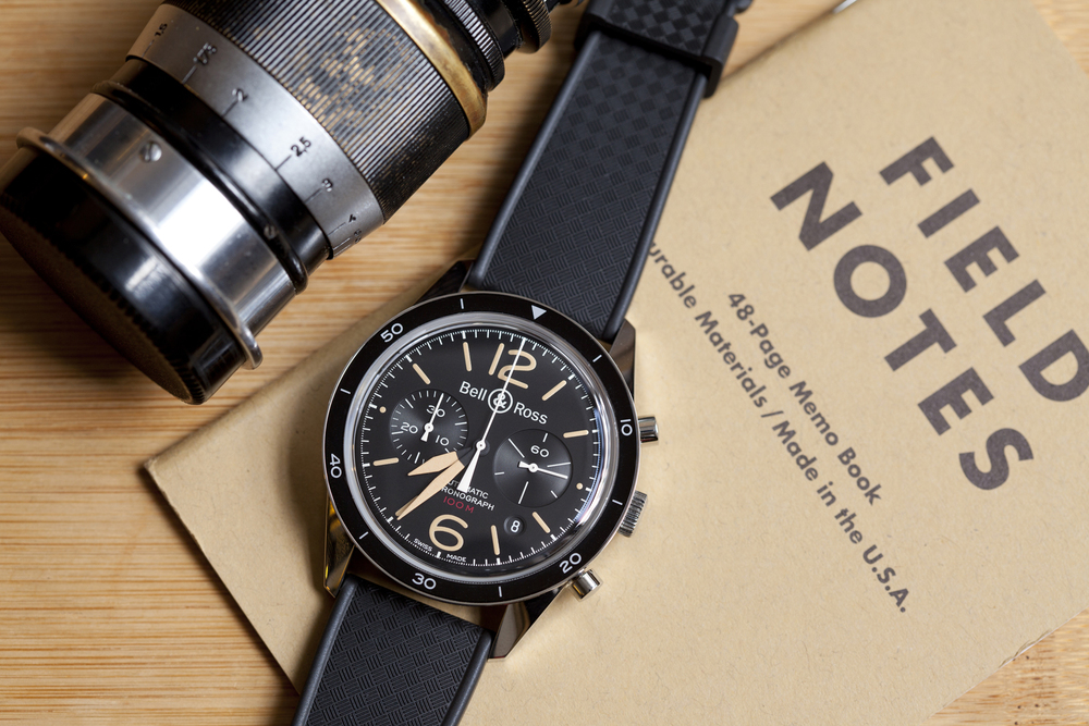 Bell & Ross BR 126 Sport Heritage Chronograph