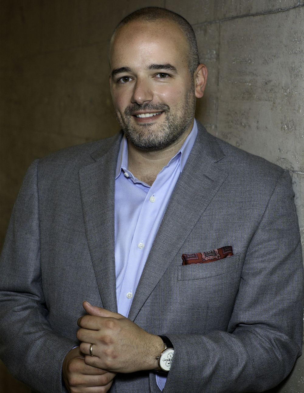Eleven James Founder Randy Brandoff