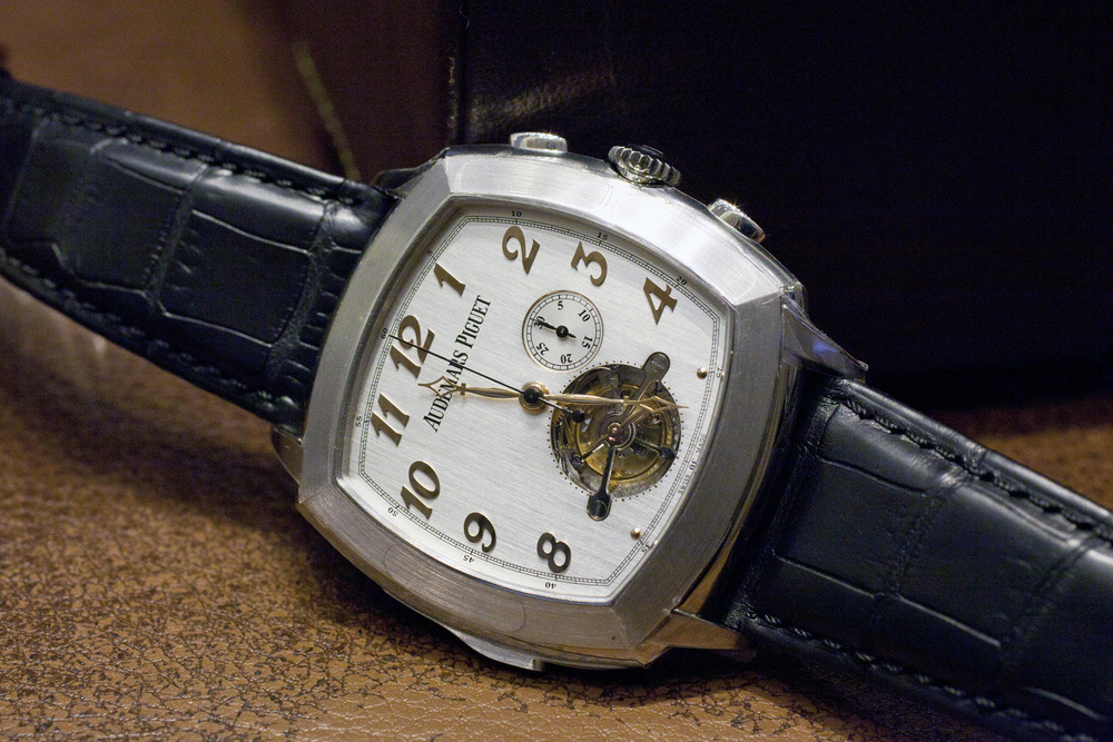 Audemars Piguet Tradition Minute Repeater Chronograph