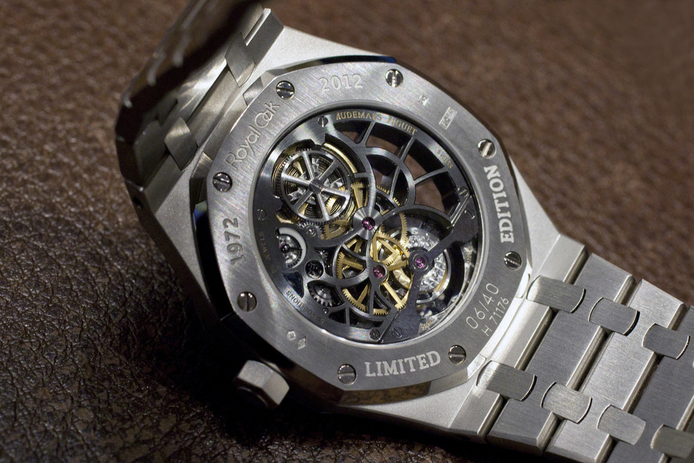 The Movement Of The Royal Oak