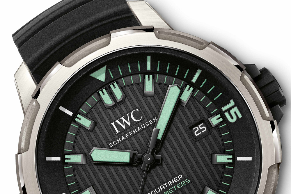 IWC SafeDive System, A Combination Internal-External Bezel