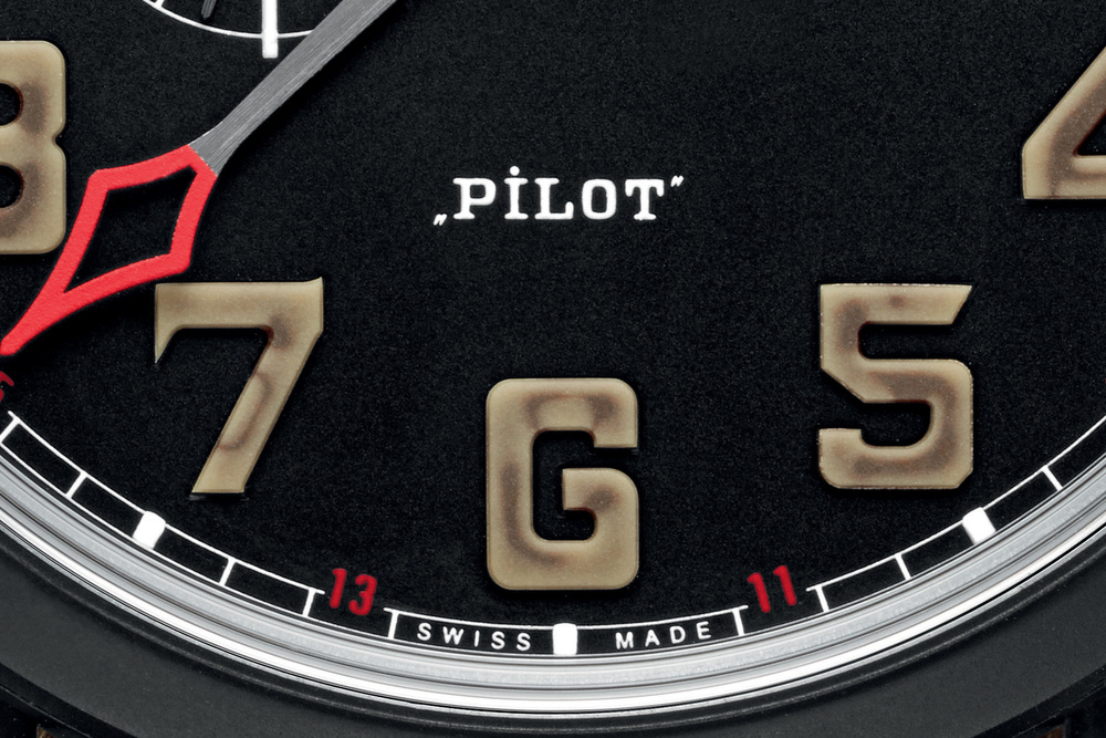 """Pilot"" Right On The Dial"