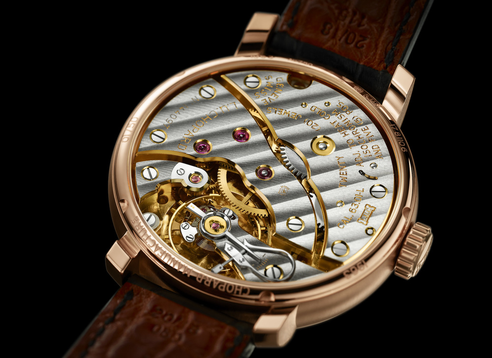 In-House Calibre 63.01-L with 60-hour Power Reserve