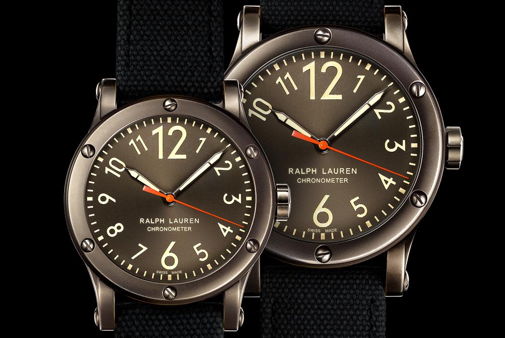 New RL 67 Chronometer 39mm vs 45mm version released in 2013