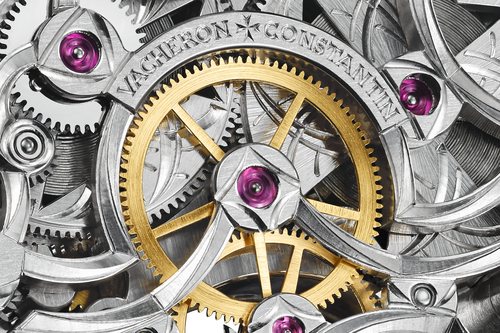 A Closer Look At The Decoration Of The Vacheron Constantin Patrimony  Traditionnelle 14-Day Tourbillon Openworked