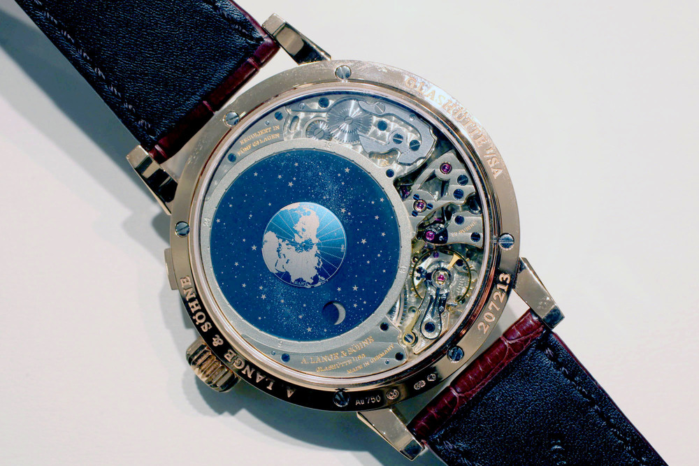 Orbital Moonphase Indicator On The Calibre L096.1