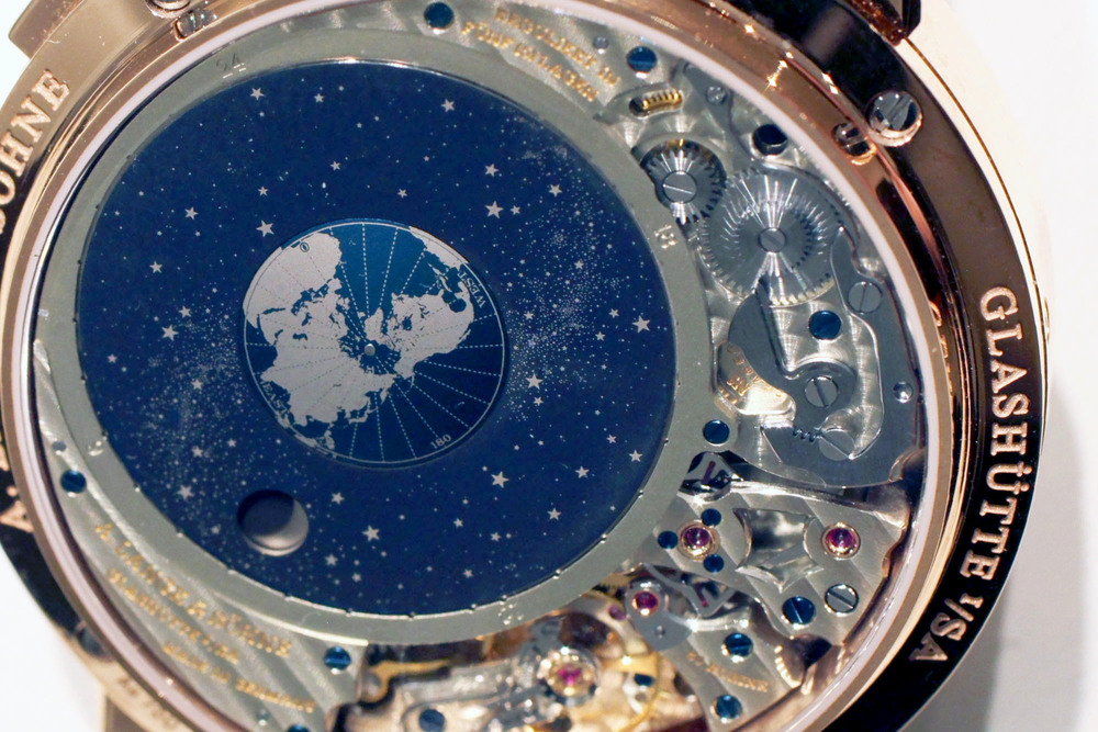 Closer Look At The Orbital Moonphase Display