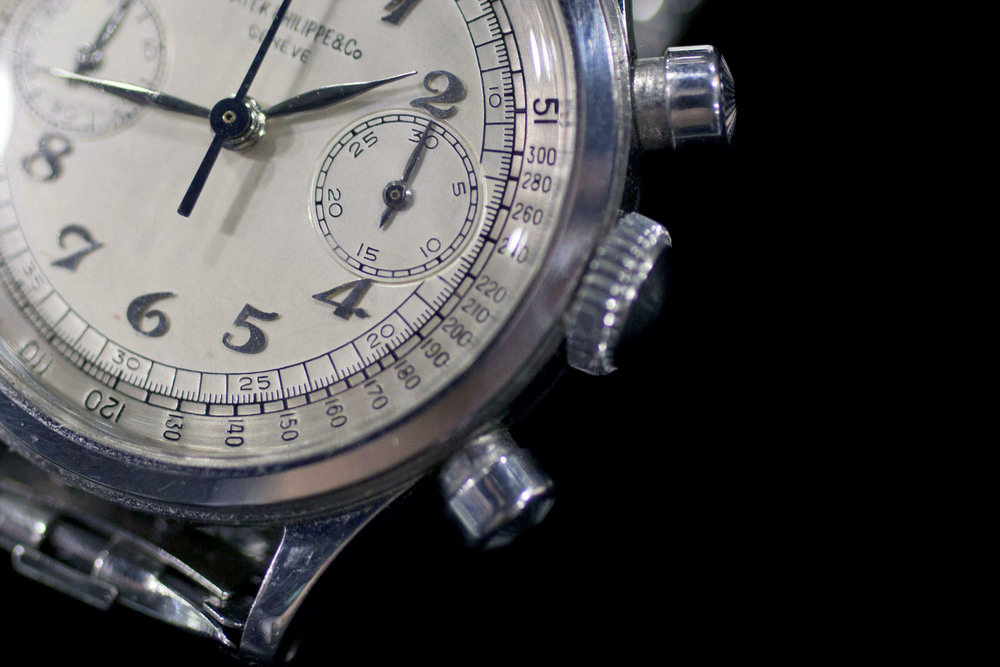 Breguet Numerals And Two-Tone Dial