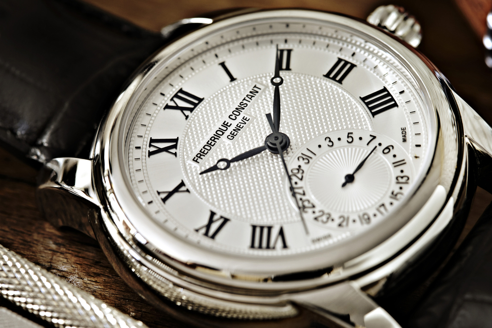 Frederique Constant Classics Manufacture in Stainless Steel
