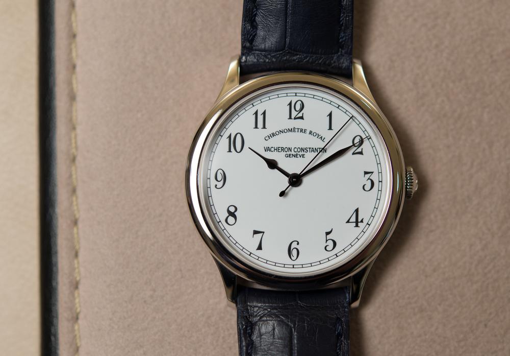 Chronometre Royal in Platinum