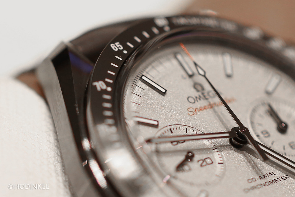 """The """"Lunar Dust"""" will cost slightly more than its predecessor due to the use of a platinum dial."""