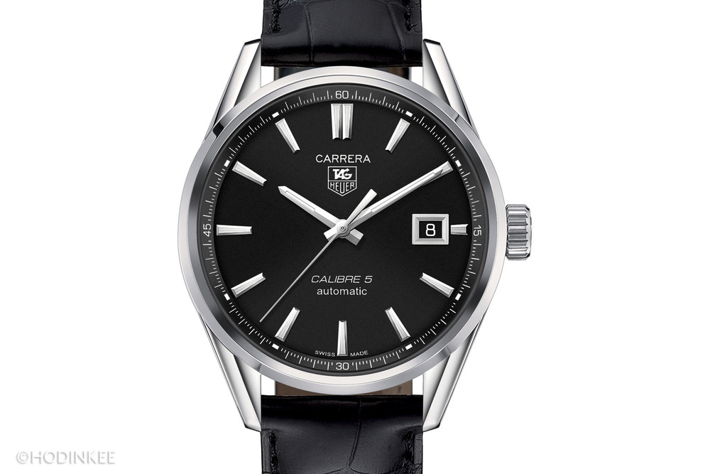 The Tag Heuer Carrera 39mm is designed with architectural precision.