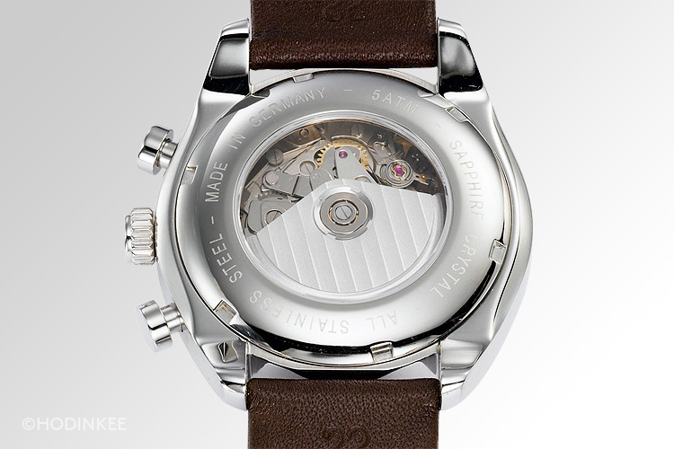 The Valjoux 7750 is a veritable workhorse movement that can be found in many modern chronograph watches.