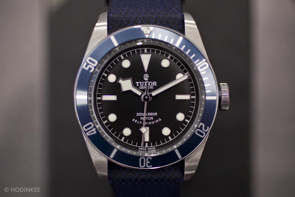 Tudor Heritage Black Bay Midnight Blue