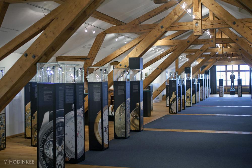 The Chopard Manufacture Museum, The L.U.CEUM