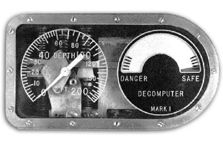 The Foxboro Decomputer, circa 1950s.
