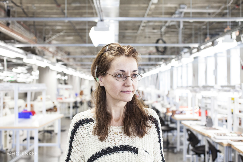 Paloma Vega joined Shinola after a career at Louis Vuitton in Spain.