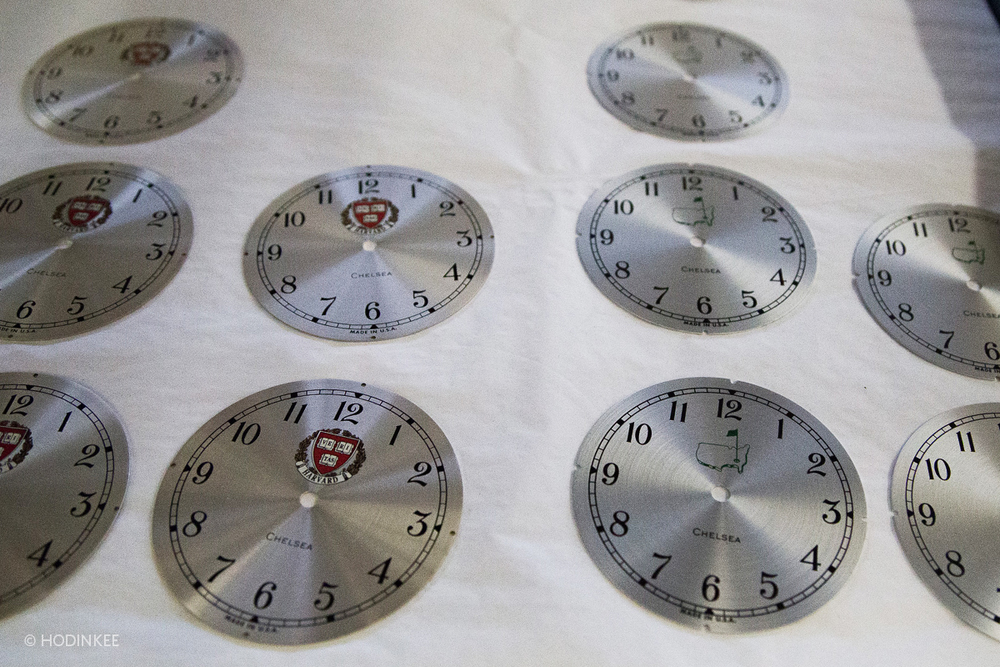 Dials Ready For Harvard and Augusta National