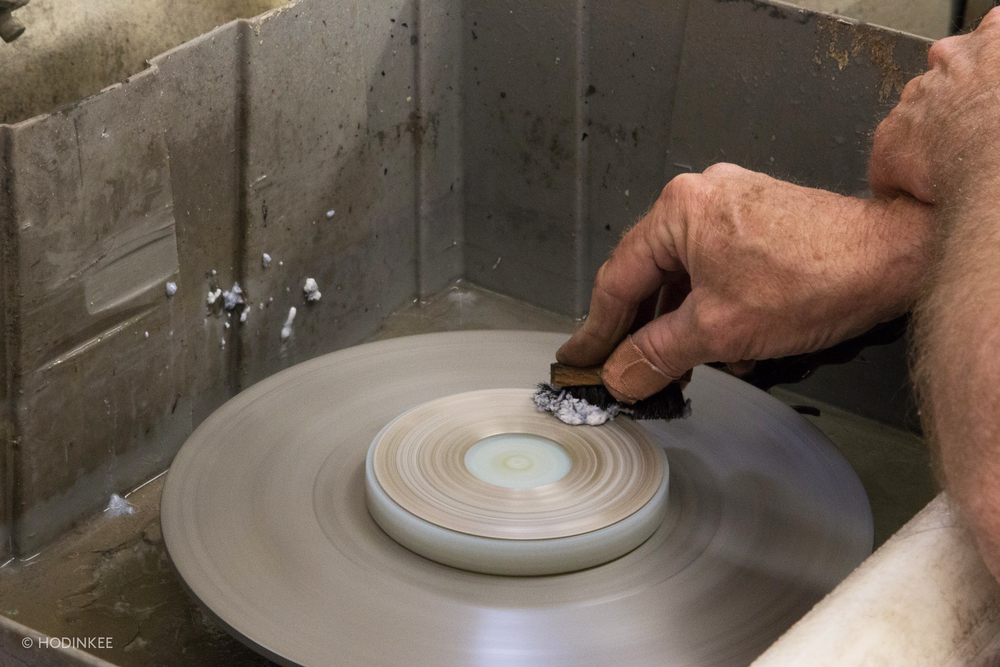 Silvering A Dial
