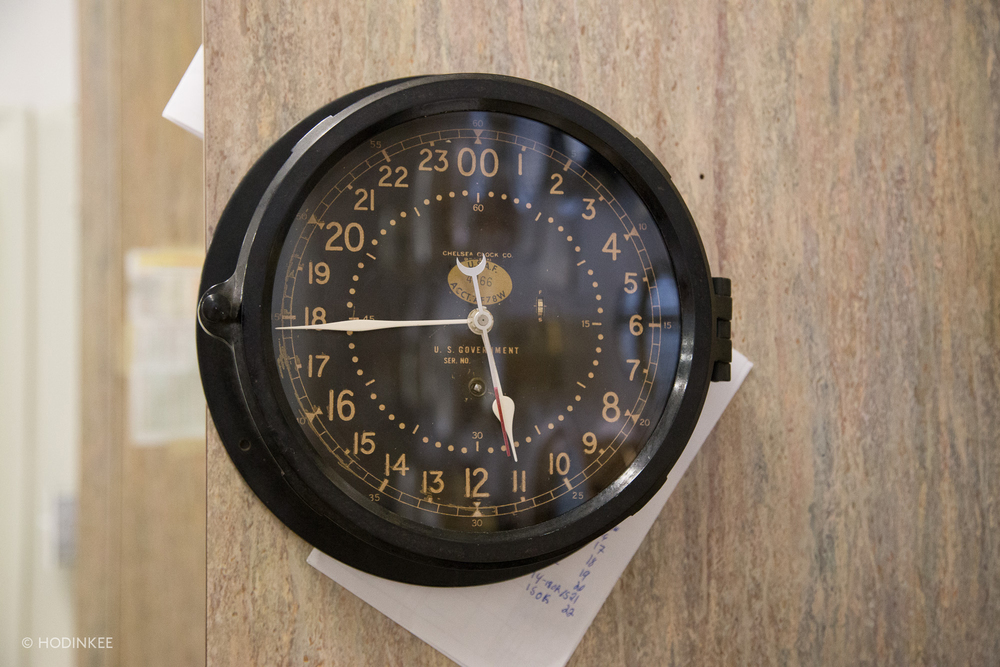 US Government 24-Hour Clock