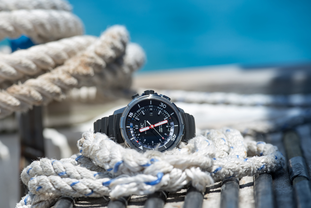 IWC Aquatimer Deep Three (photo by Gishani)