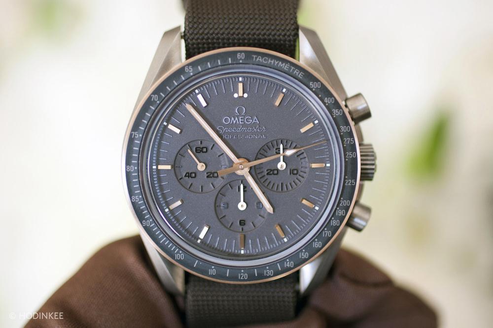 moon landing watch review omega -#main