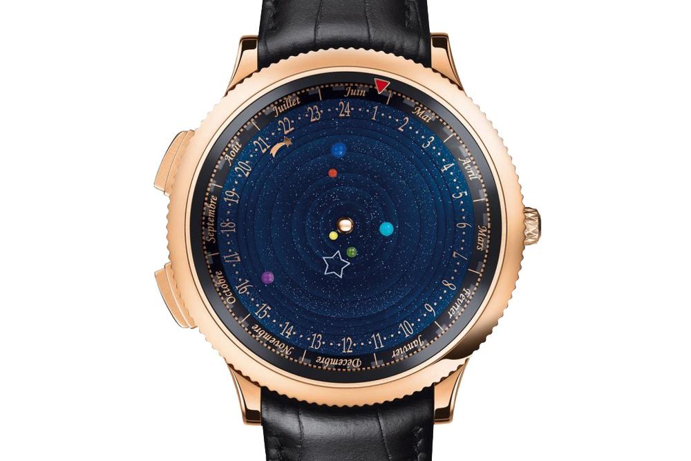 The Van Cleef & Arpels Midnight Planétarium