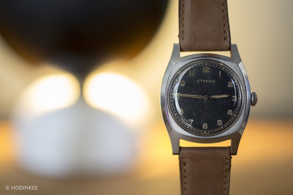 Eterna, Longines, and Lemania produced pilot's watches based on specifications from the Czech Air Force.