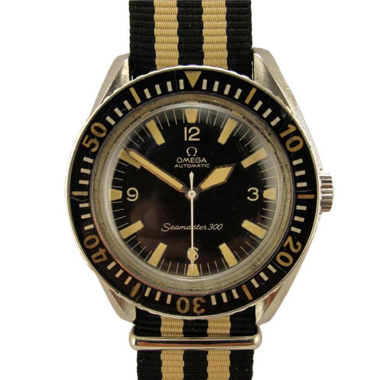 Seamaster 300 ref. 165.024 (photo ctedit: 1stdibs)