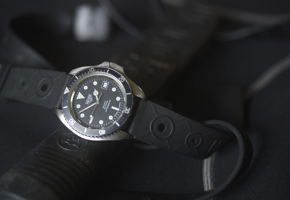 The Heuer Diver, ref. 980.006