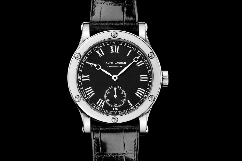5be93d25adb The Ralph Lauren Sporting Classic Chronometer Gets A Trim To 39mm