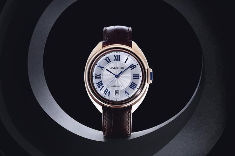 Clé de Cartier in rose gold, $19,700.