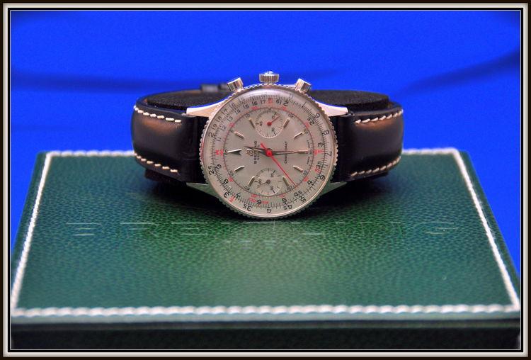 Mr. Conn's Personal Breitling Chronomat.