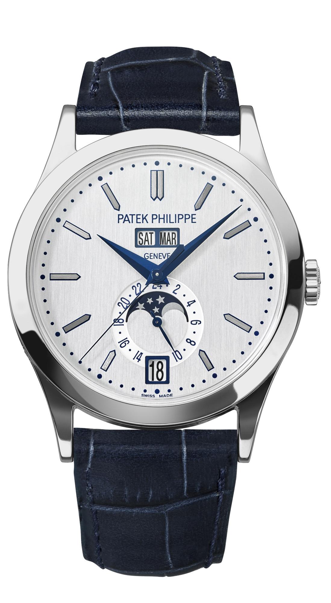 Milión frankov za hodinky Patek Philippe Annual Calendar 964f606310b