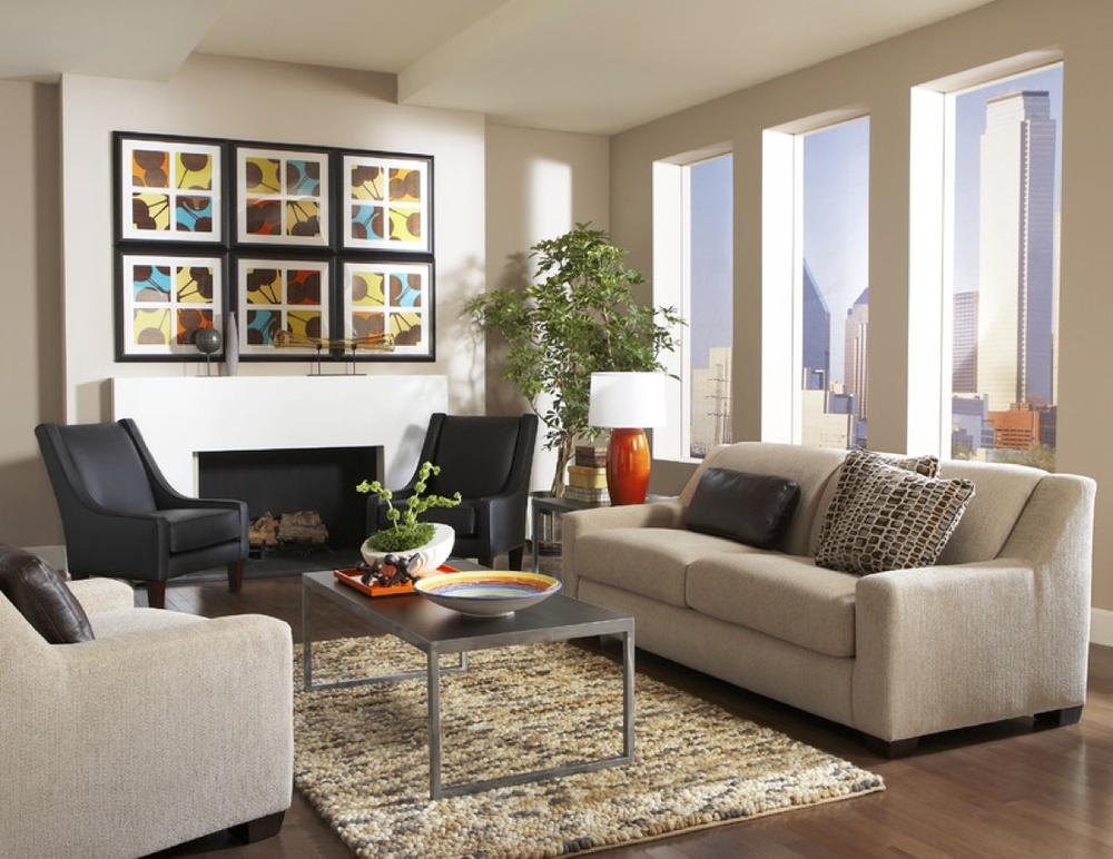 CORT Deluxe Living Room