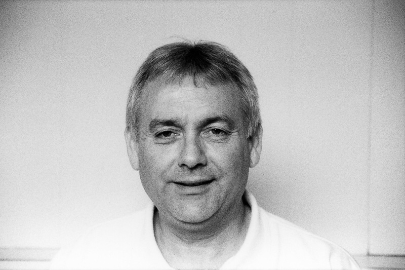 "Irish Project: Ex-prisoners (2005) 15 B/W, 8""x10"",  photos of former IRA ex-prisoners in which one of them turned out to be a traitor."